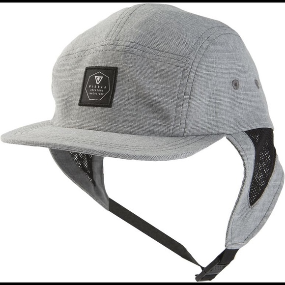 644c1e9f6c5 Vissla Fin Rope Surf Hat - grey